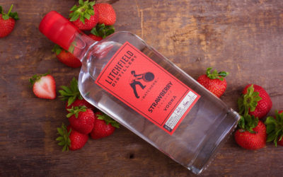 WHERE TO FIND NEW BATCHERS' STRAWBERRY VODKA!