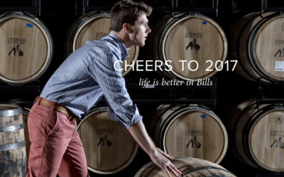 Litchfield Distillery Hosts Bills Khakis Photoshoot