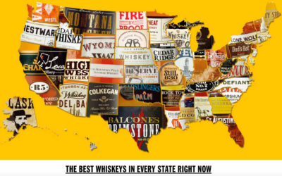 "Litchfield Distillery Esquire ""Best Whiskeys In Every State Right Now"""