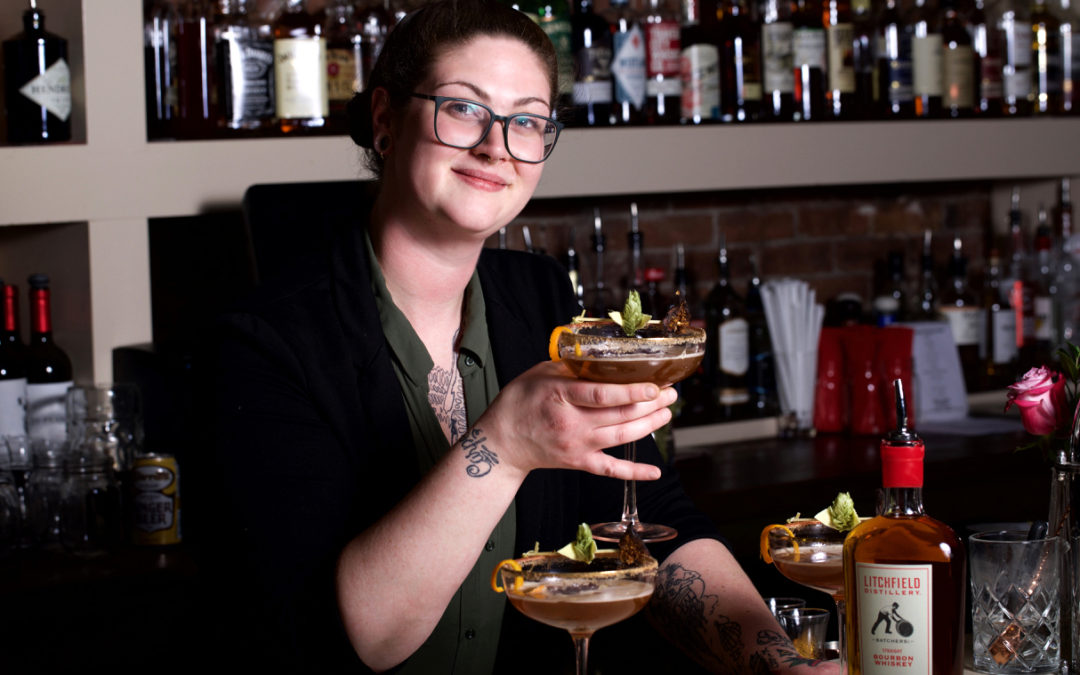 Mixology Spirit: Christine Short