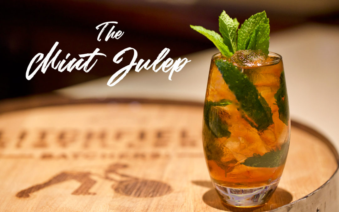 The Mint Julep–A Classic Cocktail Recipe