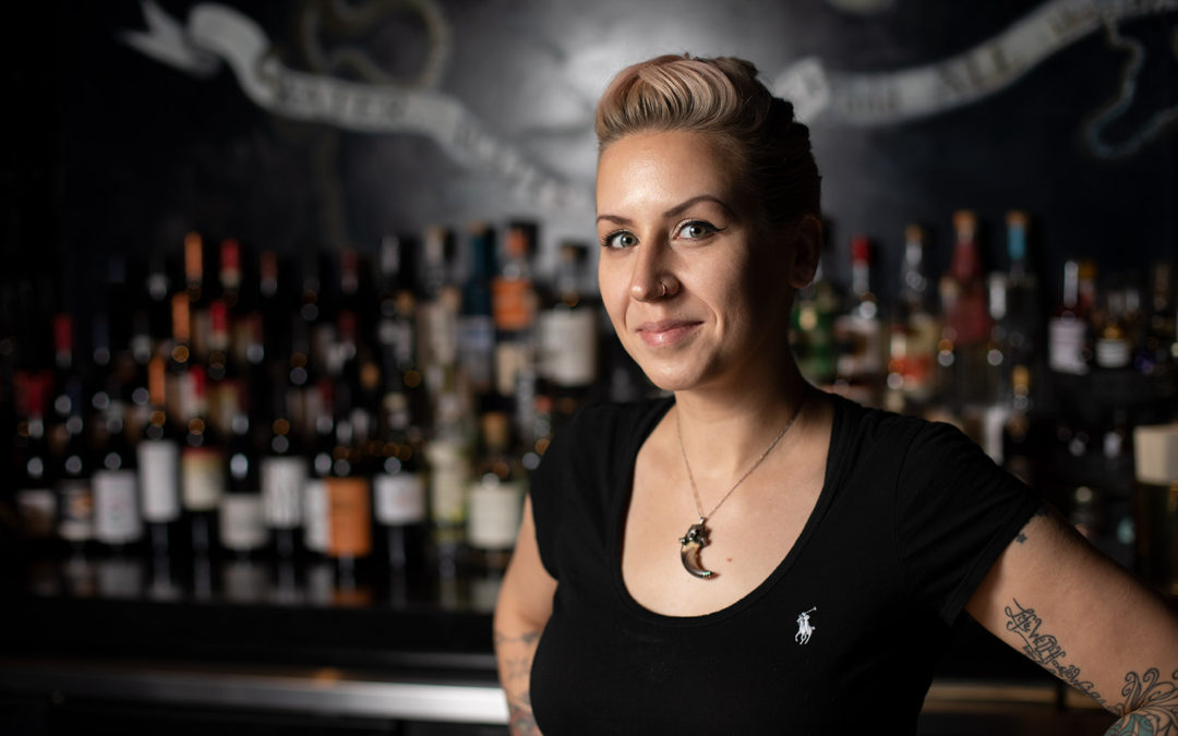 Mixology Spirit: Michela Zurstadt