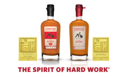 Litchfield Distillery Earns Gold!