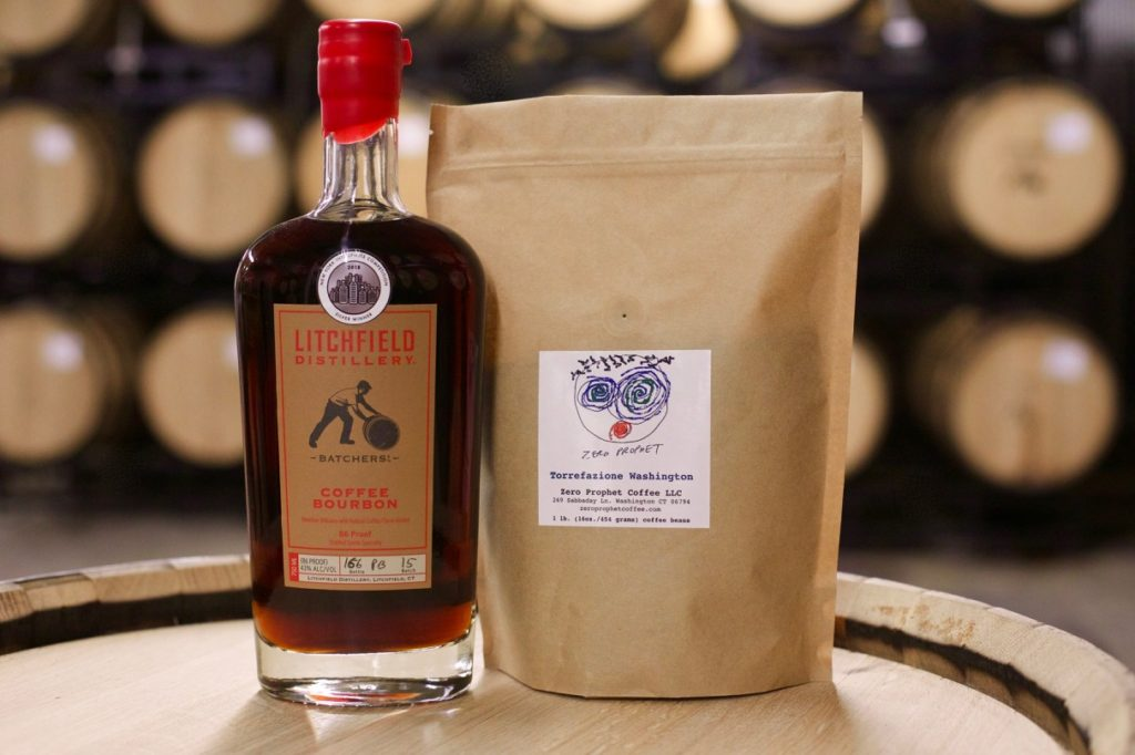 Litchfield Distillery Coffee Bourbon